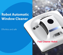 Multi cleaning Vacuum adsorption robot vacuum and mop Window Cleaner Robot Glass Automatic Cleaner(China)