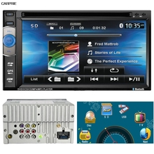 "CARPRIE hd 6.2"" double 2din in dash car stereo dvd player  Bluetooth Auto Stereo Radio GPS Navi car dvd player 2 din"