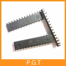 2pcs/lot 100% original not used ATMEGA328P-PU CHIP ATMEGA328 Microcontroller MCU AVR 32K 20MHz FLASH DIP-28