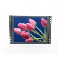 New product 8 inch openframe industrial lcd monitor with VGA/HDMI/BNC/USB/AV signal input