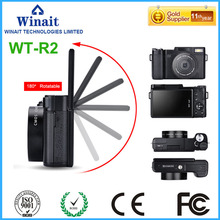 "Gold Supplier 24MP DSLR Camera 8.0MO CMOS Sensor Professional Digital Camera DVR 3.0"" FHD 1080P Digital Video Recorder WT-R2(China)"