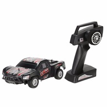 New Arrival 1:24 2.4Ghz RC Car Speed Radio Remote Control Truck RC Buggy Racing Car Rc Rechargeable Truck L353 EU Plug
