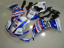 Motorcycle Fairing Kit for YAMAHA YZFR1 09 10 11 YZF R1 2009 2010 2011 YZF1000 ABS Cool white blue Fairings set+7gifts YT04(China)