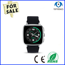 Top sales battery 600mah hand free speaker MTK6572--Dual Core smart watch 3G sim card camera gps watch mobile phone