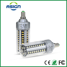 Lampada E27 E14  LED Aluminum PCB Light SMD5736  85-265V Corn Bulb Lamp 5W 7W 9W 12W 15W 18W 20W  White/Warm White Free Shipping