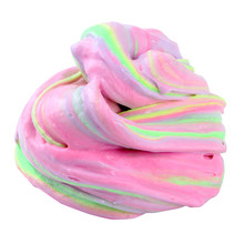 New Arrival DIY Fluffy Floam Slime Scented Stress Relief No Borax Kids Toy Sludge Cotton mud to release clay Toy Plasticine Gift