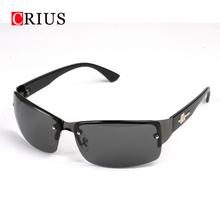 H 206 new mens sunglasses for man sun glasses men vintage brand designer Alloy frameless Geometry Factory wholesale