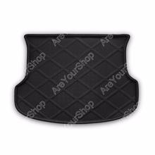 Areyourshop Auto Cargo Mat Boot liner Tray Rear Trunk Sticker Dog Pet Covers For Kia Sorento 2003 2004-2009 Car-Covers(China)