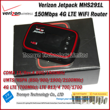 New Original Unlock Verizon Jetpack MHS921L Pocket 4G LTE Mobile Hotspot WiFi Router Support CDMA 1X,Rev.A And LTE B13,B4