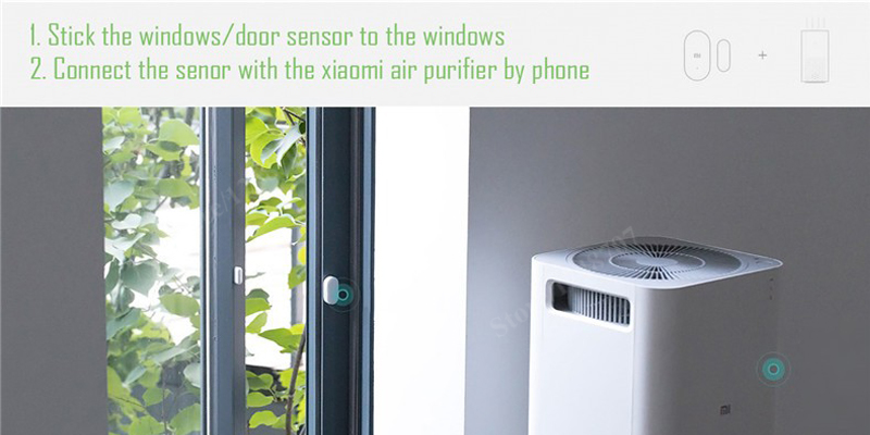 Mijia Window sensor 4