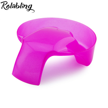 Rolabling Beautiful Durable Manicure Care Nail Hand Bowl Hand Care Products Tool Manicure Products Personal Care