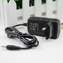 power supply 12v adapter 1a 1000mA EU plug 3.5*1.35mm Massage Pillow charger
