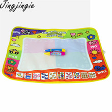 Fashion Aqua Doodle Children Drawing Toys Mat Magic Pen Educational Toy 1 Mat+ 2 Wate Free Shipping