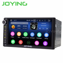 JOYING 7'' PX5 Octa Core Car Radio Player 2GB RAM Android 6.0 Double 2 Din Tape Recorder Stereo GPS Navigation 4G wifi BT GPS