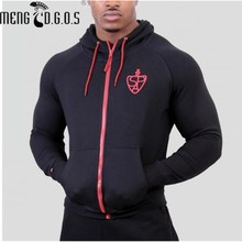 The United Kingdom Manchester Is Red letters print fashion men hoodies 2016 autumn winter new sweatshirts fleece hip hop hooded(China)