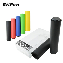 EKFan UltraLight Silicone Bike Handlebar Girps High Density MTB Bicycle Antiskid Handlebar Cycling Grip Cover