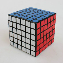 New Shengshou Magic Cubes ABS Ultra-smooth Puzzle Magic Cube Speed Twist Matte Sticker Cube Educational Toy Kids Toys Gifts(China)