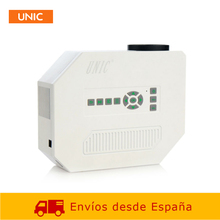 Original UNIC UC30 Cheap Mini Projector AV USB & SD VGA HDMI Projector beamer Multimedia Home Theater LCD Digital Projector