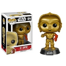Original Funko POP Star Wars The Force Awakens Action Figure C-3PO