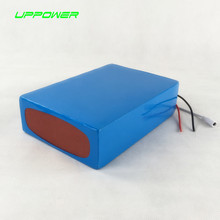 US EU No Tax DIY 48 volt li-ion battery pack electric bike battery with 54.6V 2A Charger and 25A BMS for 48V 15Ah lithium batter