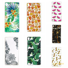 Soft TPU Case For Sony E5 New Arrival Phone Case Image Painted Phone Case For Sony E5