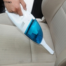 JETTING New 12V Portable Rechargeable Super Suction Handheld Car Vacuum Cleaner Suitable for Wet Dry Waste HZYEYO D2001