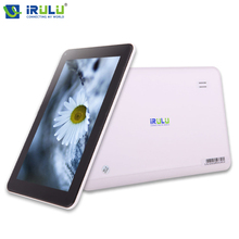 Original iRULU eXpro X1Pro 9'' Tablet 8G ROM 1.3GHz CPU Android 4.4  Quad Core Dual Camerals WiFi Google Play Bluetooth Games