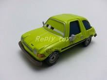 Pixar Cars 2 Acer in Trouble Metal Diecast Toy Car 1:55 Loose Brand New In Stock & Free Shipping