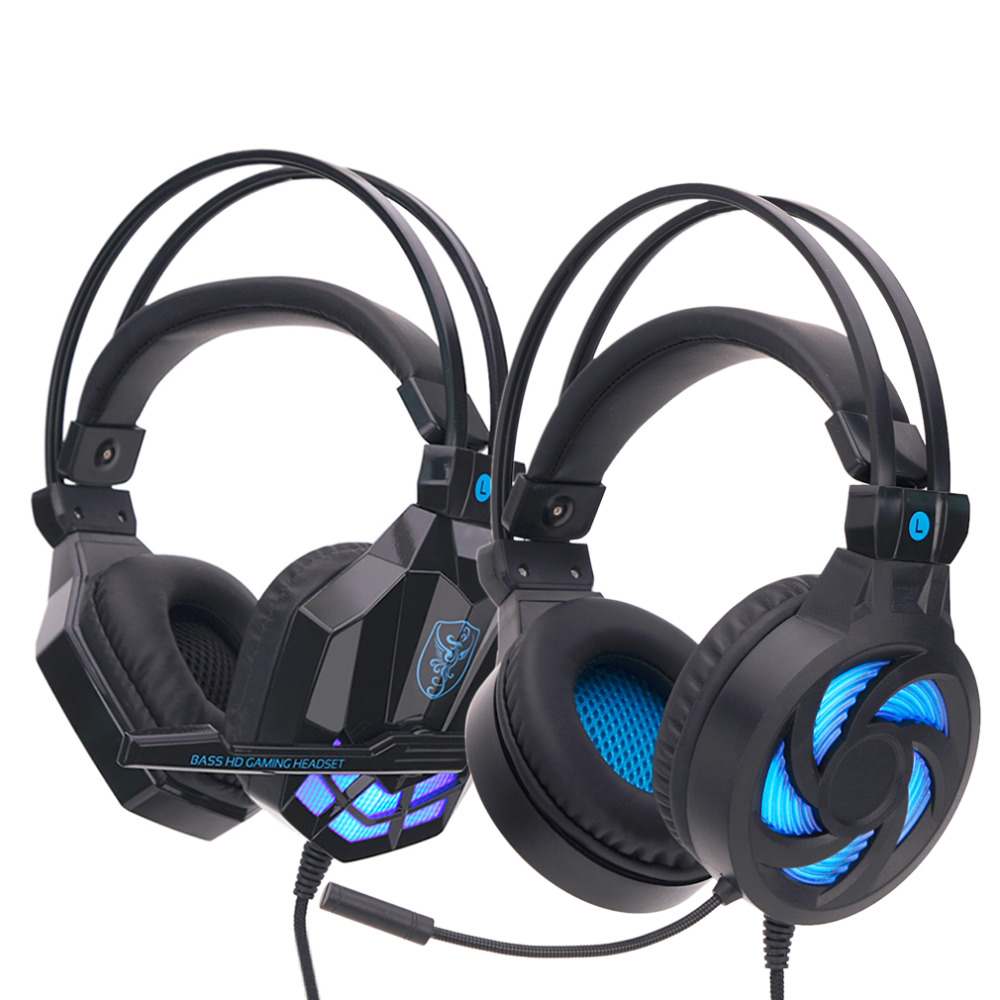 SY855MV/SY850MV Vibration Luminous Version Headset Computer Gaming Video Game Stereo Surrounded Music Headband Earphones<br><br>Aliexpress