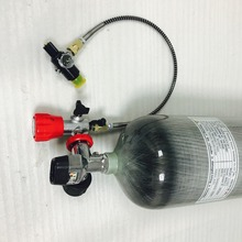 2017 New High performance 9L sale 300bar 4500psi gas cylinder scuba diving equipment and valve and fill station and regulator-K(China)