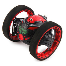 Buy New Upgrade version Jumping Bounce Car SJ88 RC Cars 4CH 2.4GHz Jumping Sumo RC Car W Flexible Wheels Remote Control Robot Car for $33.49 in AliExpress store