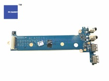 PC NANNY Original For HP 8770w 8770 USB Audio Jack Board 6050A2479701 689284-001 WORKS(China)