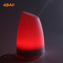 Aroma Diffuser Aromatherapy Essential Oil Ultrasonic Humidifier 7 Color LED Lights Electric Essential Maker Mist Special counter(China)