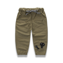 Children Sports Pants Art.No. : 5027 Lining : 100% Pure Cotton Bamboo Joint Hair Circle Code Number