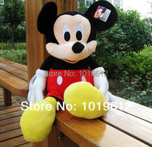 50cm High Quality hot sale cute Mickey plush toy mickey doll for children gift 1pcs(China)