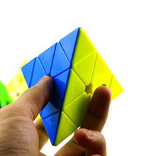Magic Cube Magnetic Cube Puzzle New Year Magic Square Games Yuxin Hand Spinner Toys For Girls Strange Shape 601711