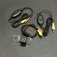 Wireless Reverse Back Up Parking Camera/ DIY Easy Installation For SEAT Alhambra / SEAT Altea / Night Vision / License Plate OEM