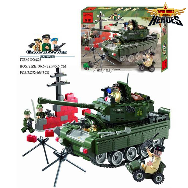 New Tank Blocks Eductional Building Blocks Sets Military Army Makava Tank Children toys Gifts Compatible With ed  Lbk_qm_052<br><br>Aliexpress