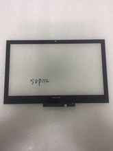 "11.6"" Touch Screen Digitizer Glass Panel Replacement Repairing Parts For Sony  Pro11 SVP112 Series SVP121M2EB SVP11215PXB 95%NEW"