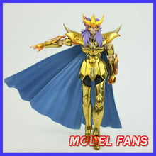MODEL FANS new batch INSTOCK Metal club MC metalclub EX Scorpio Miro Model Saint Seiya metal armor Cloth Myth Gold action Figure(China)