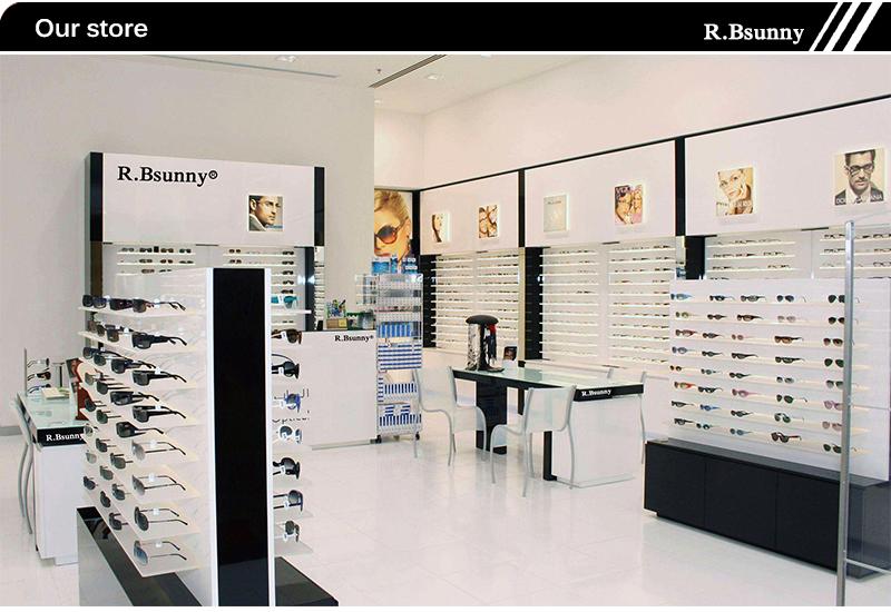 Fashion women sunglasses High quality classic brand polarized HD men sunglasses Driving Anti-glare UV400 Goggle R.Bsunny R1616 9