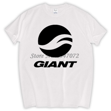 Giant Bicycles Logo T-SHIRT Men's top tees