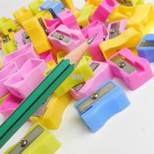 1Pcs Pencil Sharpener Papeleria knife Sacapuntas maquillaje apontador de lapis Kawaii Stationery Material Escolar 2016 New