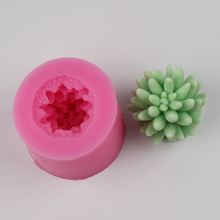 BI020 plant silicone cake mold Fondant Cake Decorating Tools Silicone molds(China)
