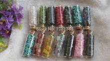 7ml Natural crystal original stone gravel stones degaussing family adornment miniascape of feng shui aquarium garden  materials