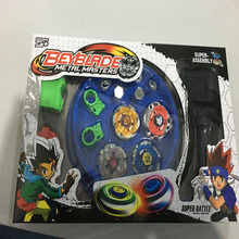 Beyblade Arena Spinning Top Metal Fight Beyblad Toupie Beyblade Set Metal Fusion Children Gifts Classic Toys Pegasus(China)
