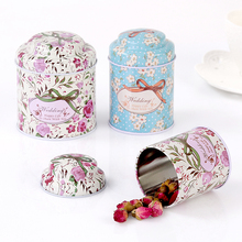 Small Large sealed canisters packaging box mini portable gcaddy tea box querysystem pehcans mug tin