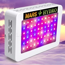 Mars Hydro LED Grow Light 300W Full Spectrum Lamp ,Indoor Medical Plant Veg/Flower Hydroponic Planting Indoor Garden(China)
