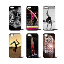 For Xiaomi Redmi Note 2 3 3S 4 Pro Mi3 Mi4i Mi4C Mi5S MAX iPod Touch 4 5 6 Love Gymnastics balance beam Hard Phone Case Cover(China)