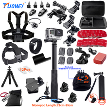Buy Gopro Accessories gopro accessories set gopro hero 5 hero 4 hero3 kit Xiaomi yi Camera sjcam accessories GS38 for $38.75 in AliExpress store